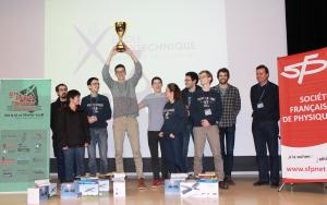 MВdaille d' Or -1Кre place- Ecole POYTECHNIQUE